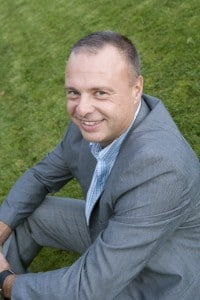 Peter Hjelm, vd Danagårdlitho.