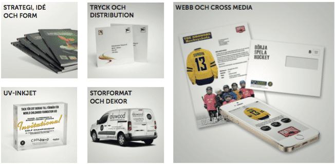 Nya Duplica i Göteborg har ett brett erbjudande av kommunikationslösningar. Från tryck till webbproduktion och crossmediakampanjer.