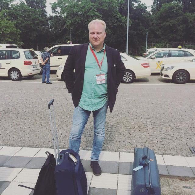 Happy happy Ulf Sunnberg Grafkomse p vg hem efter femhellip