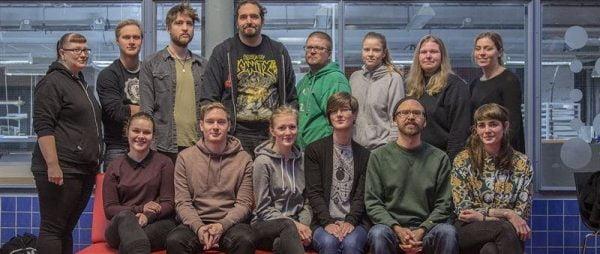 14 av de 26 nya grafiska producenterna som är redo för näringslivet. (Bild: Xenter)