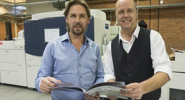 ANders Molin, koncernchef och Rob Peart, inköpschef på Strömberg berättar om sina tankar kring logistik, tryck och kommunikation.