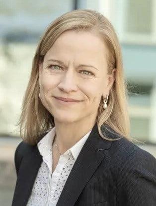 Eva Glückman, förhandlingschef Grafiska Företagen. (Foto: Niklas Palmklint)